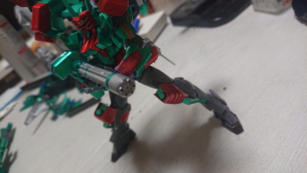 ダブルオーダイバー  射撃進化 アピールショット6