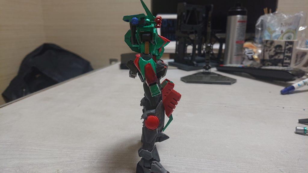 ダブルオーダイバー  射撃進化 アピールショット4