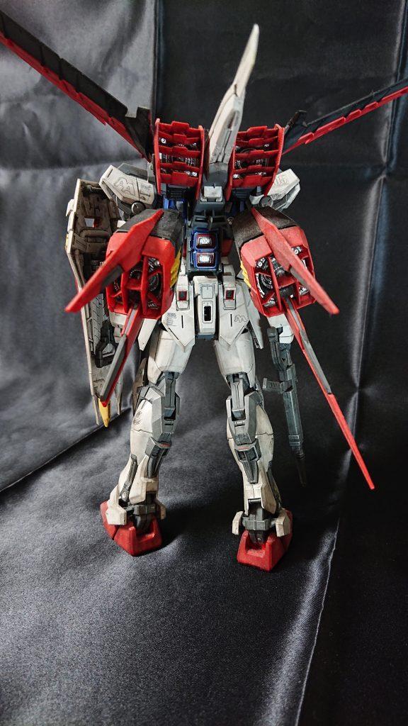MG エールストライク アピールショット2