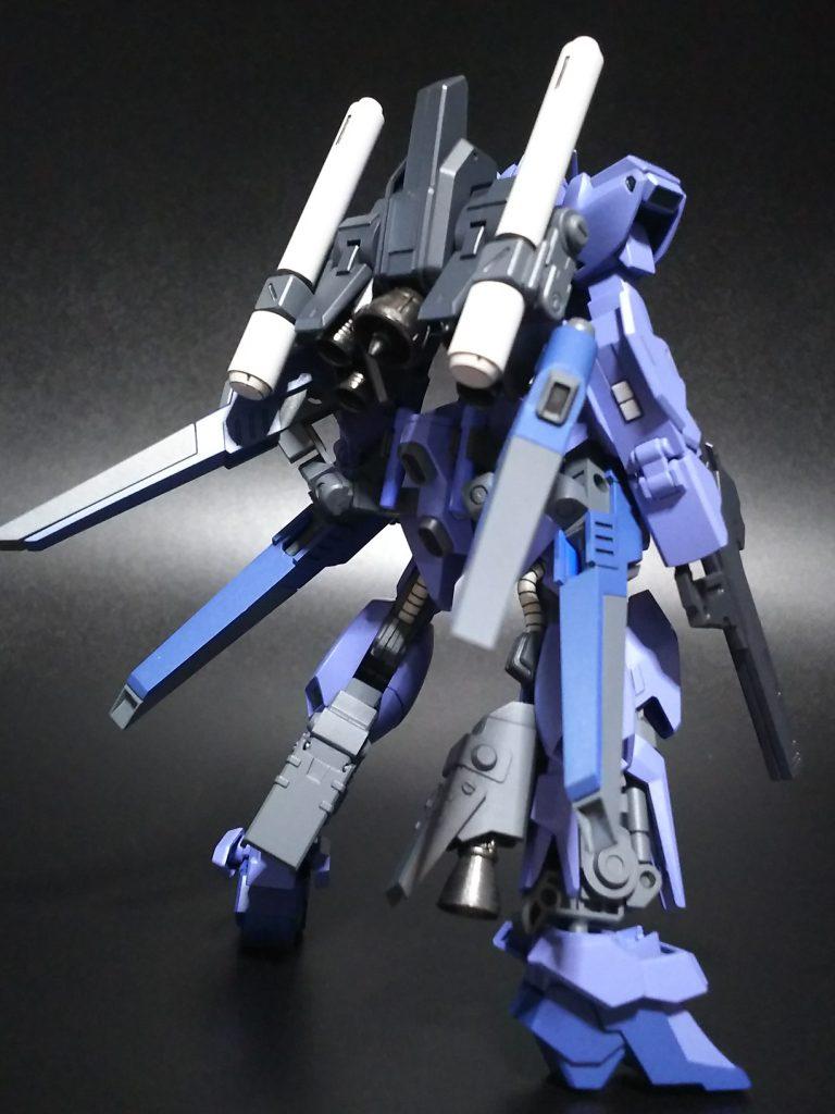 百万式【LOOSERカスタム】 アピールショット7