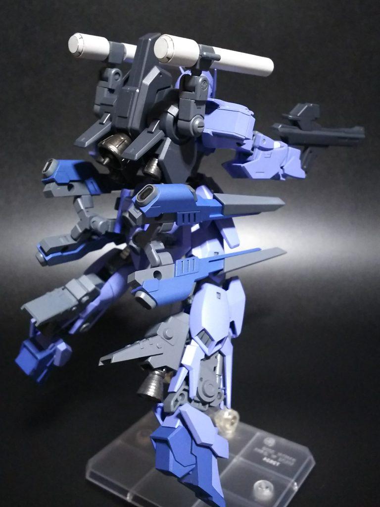 百万式【LOOSERカスタム】 制作工程2