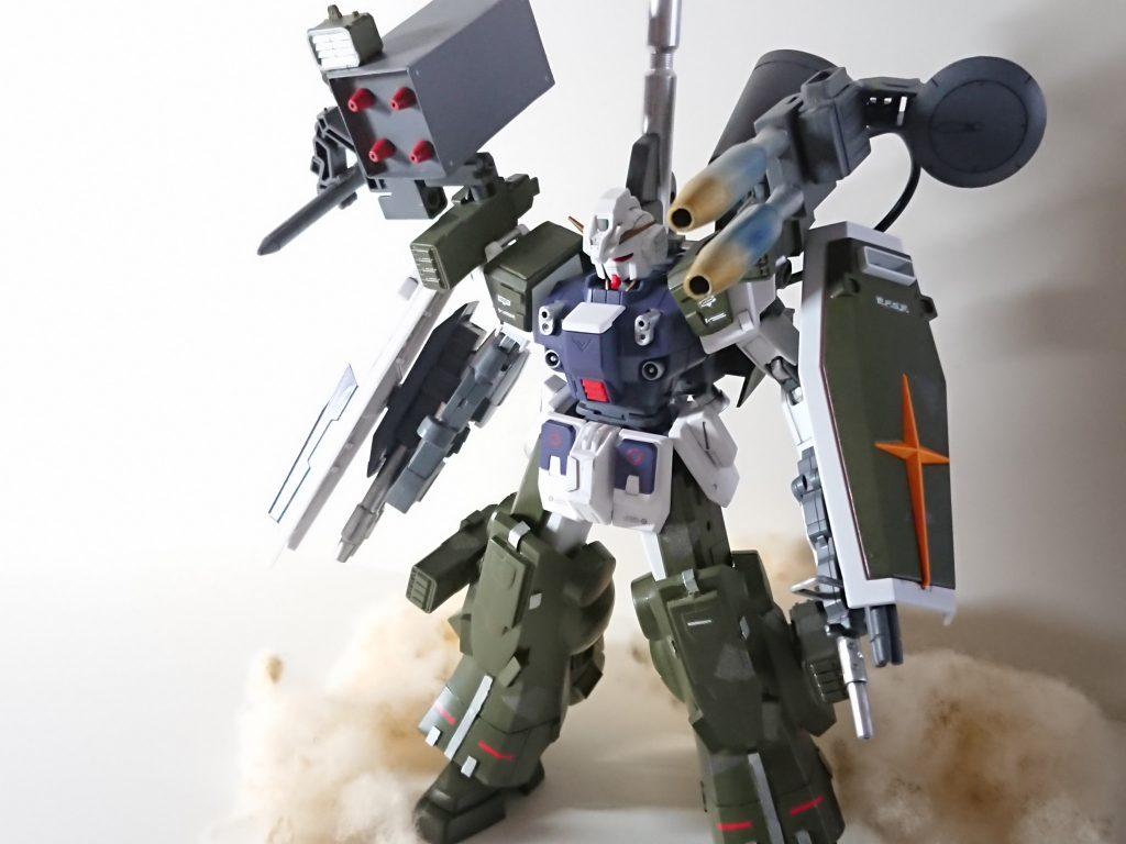 RX-79/sc  サプレッション・ガンダム アピールショット1