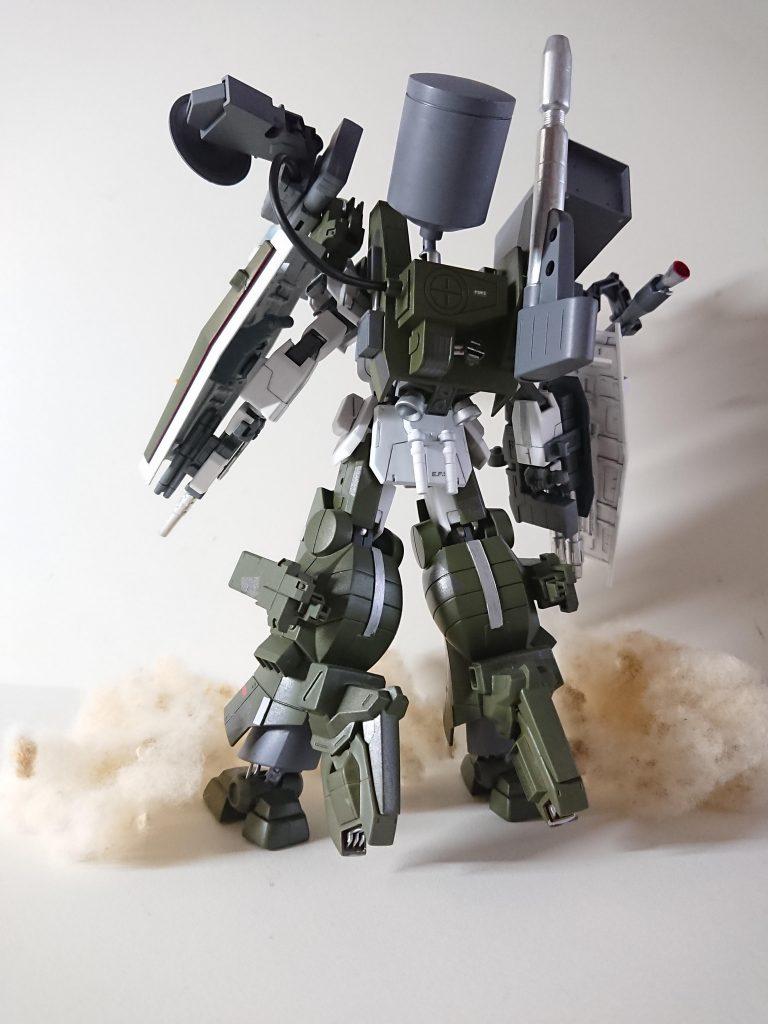 RX-79/sc  サプレッション・ガンダム アピールショット3