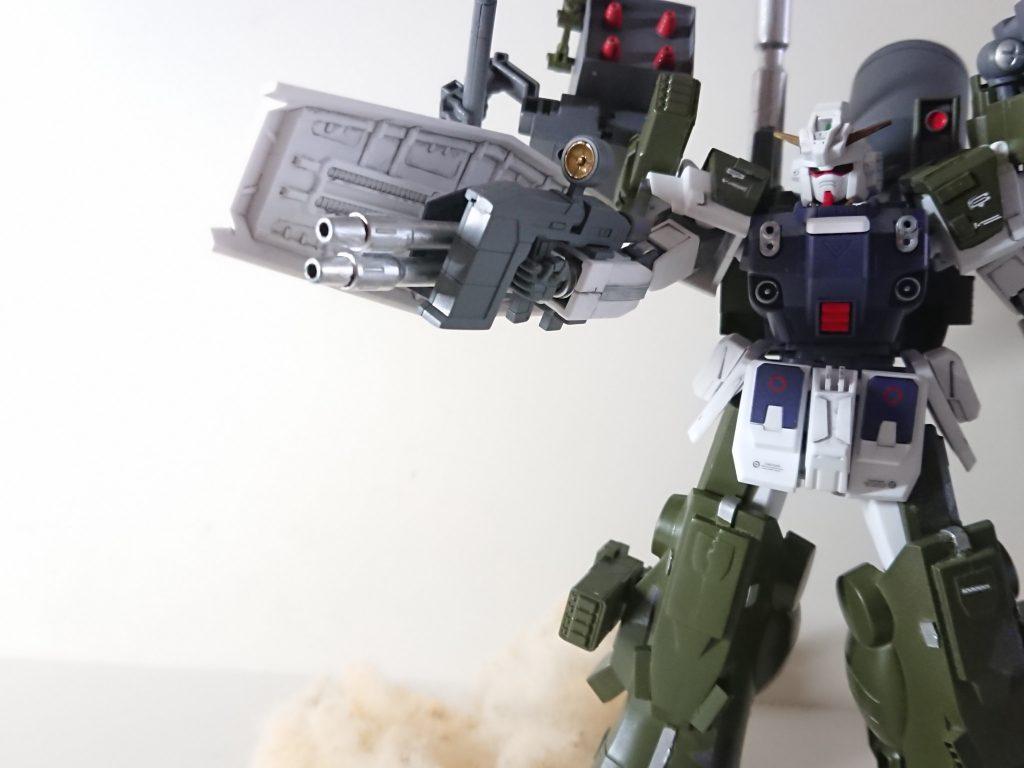 RX-79/sc  サプレッション・ガンダム アピールショット4