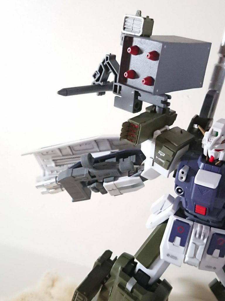 RX-79/sc  サプレッション・ガンダム アピールショット5