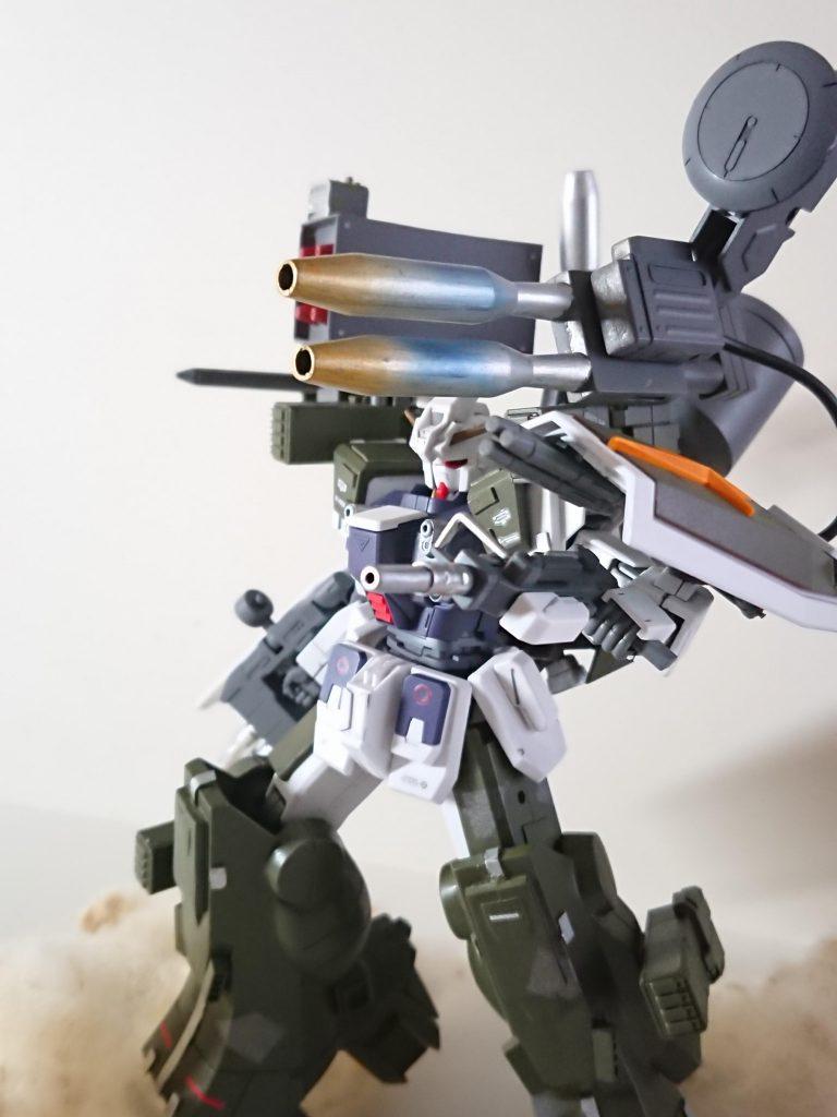 RX-79/sc  サプレッション・ガンダム アピールショット7