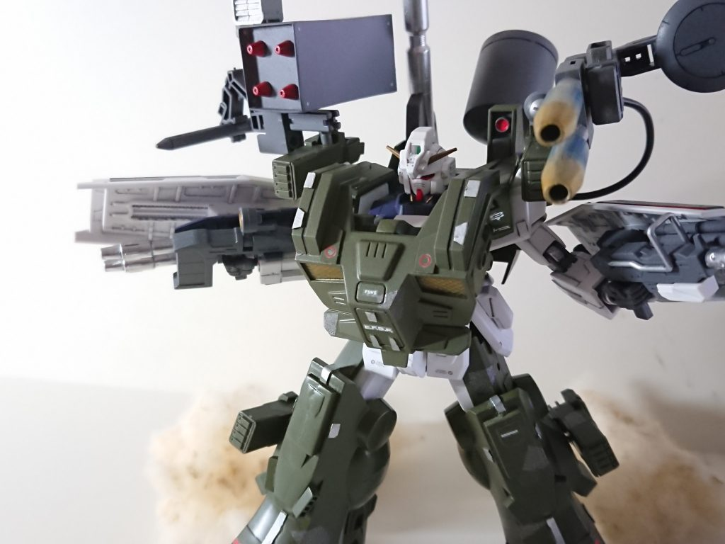 RX-79/sc  サプレッション・ガンダム アピールショット8