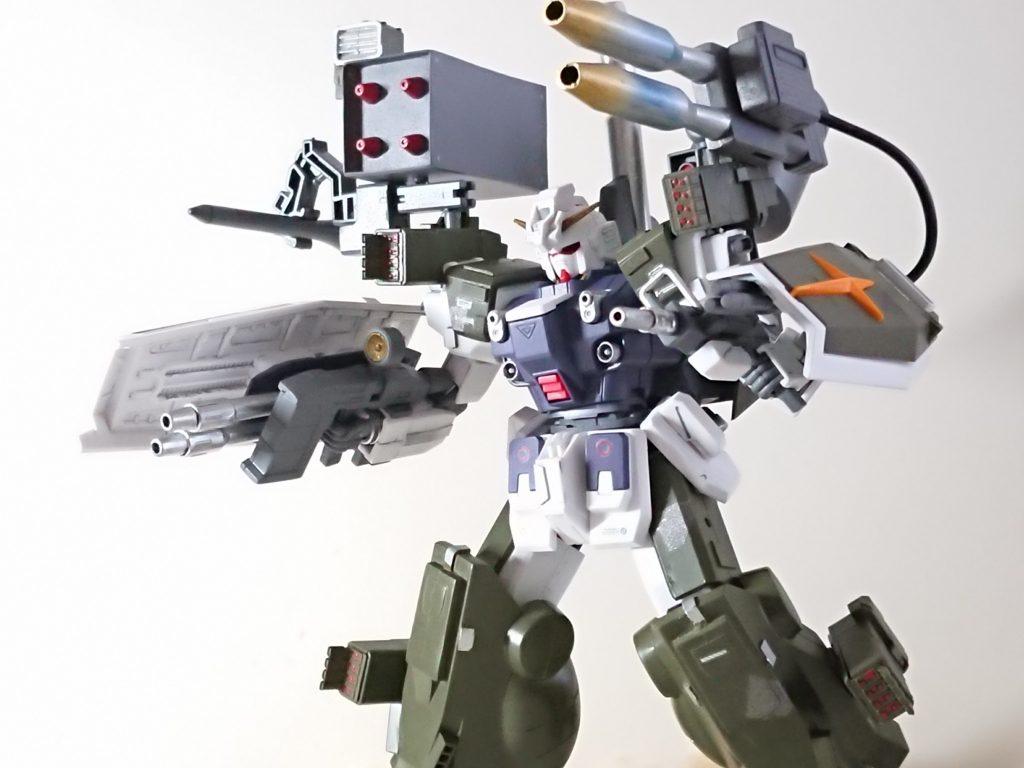 RX-79/sc  サプレッション・ガンダム 制作工程1