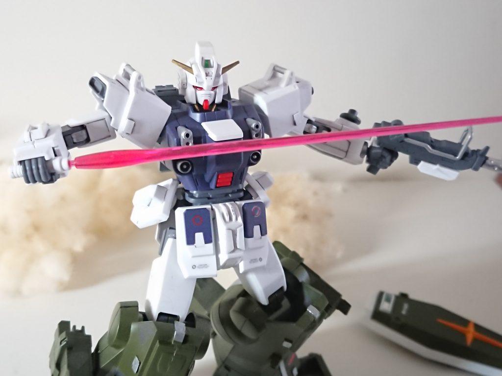 RX-79/sc  サプレッション・ガンダム 制作工程4