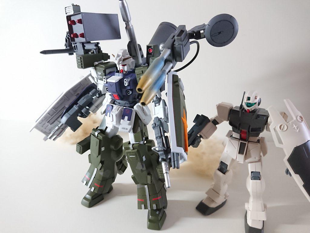 RX-79/sc  サプレッション・ガンダム アピールショット2