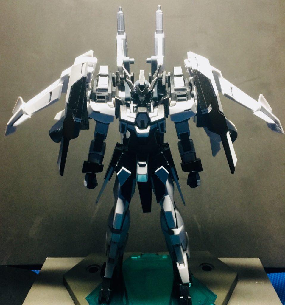 ガンダムAGE-2 ダークLD アピールショット1
