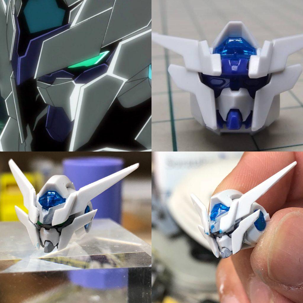 Transient Gundam 制作工程1