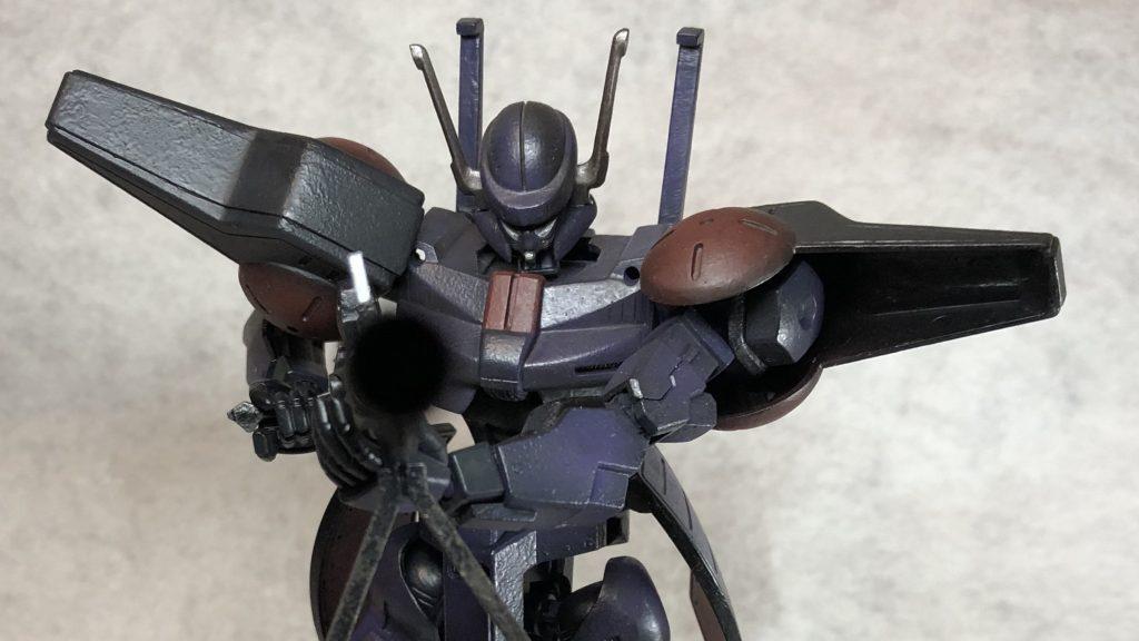 黒騎士 制作工程3
