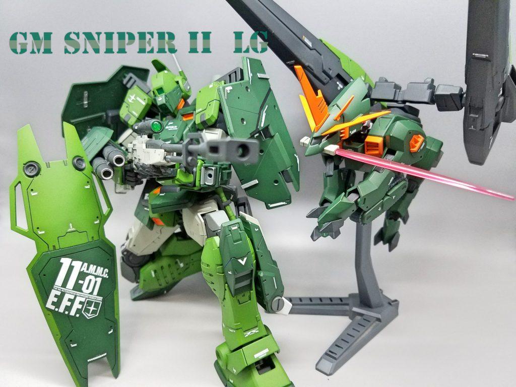 GM Sniper II  LG