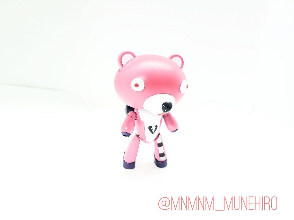 ピンクのクマちゃん(フォートナイト)