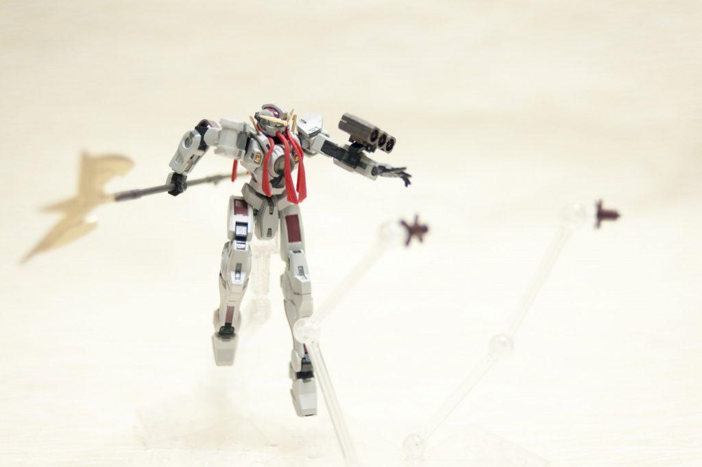 GN-004 ガンダムナドレ