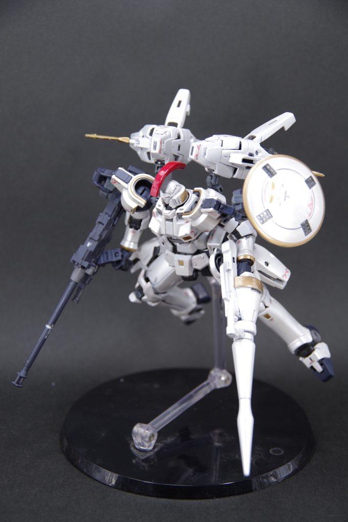 RG OZ-00MS トールギス EW アピールショット4