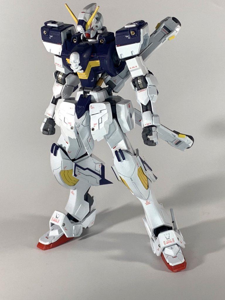 鉄血風クロスボーンガンダムX1 アピールショット1