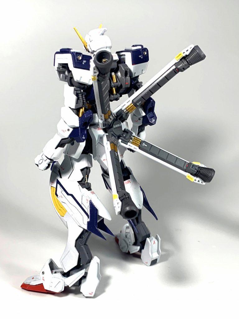 鉄血風クロスボーンガンダムX1 アピールショット2