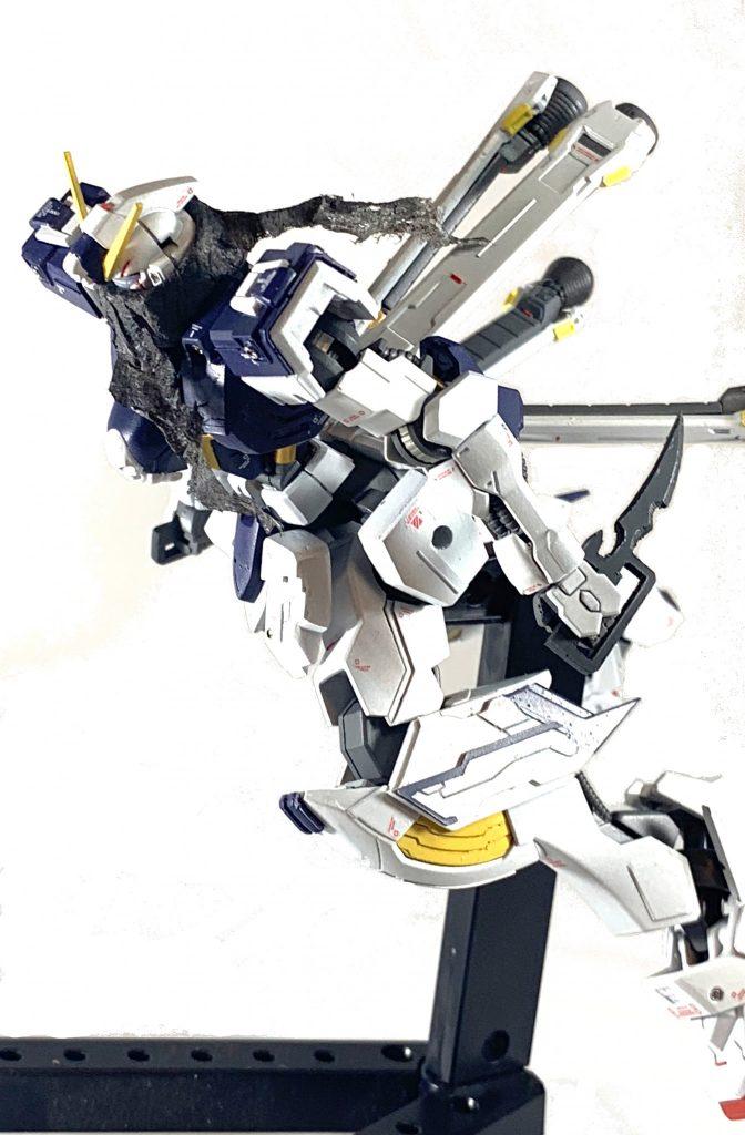 鉄血風クロスボーンガンダムX1 アピールショット5