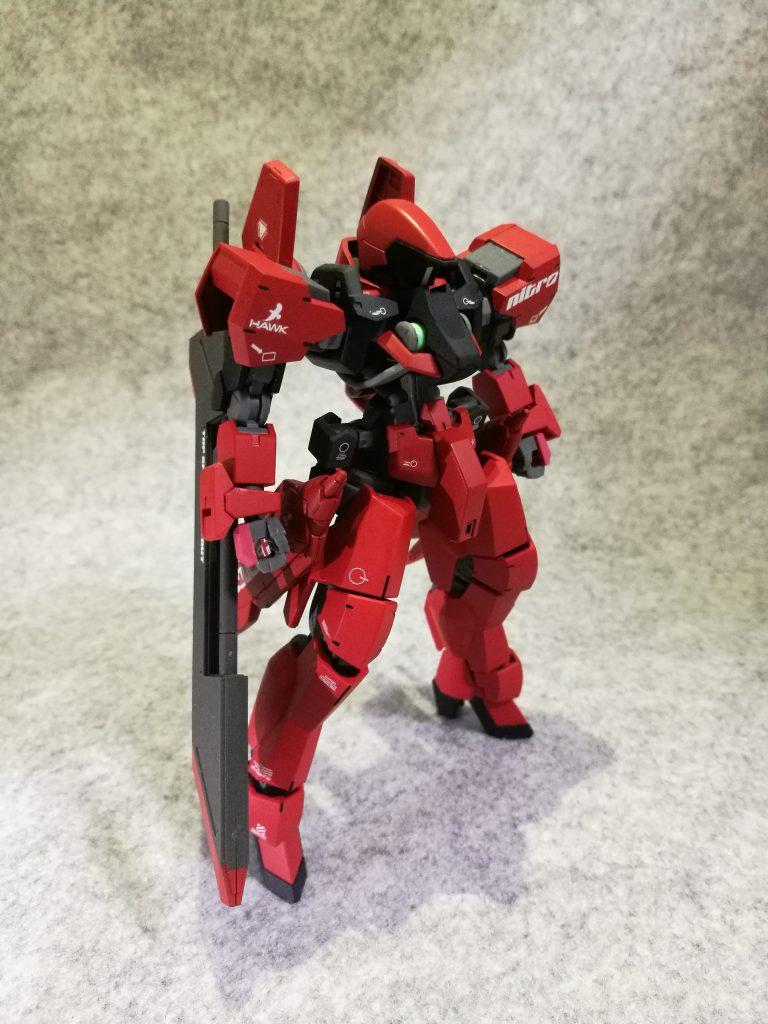 グレイズ·Red-TEMPEST アピールショット1