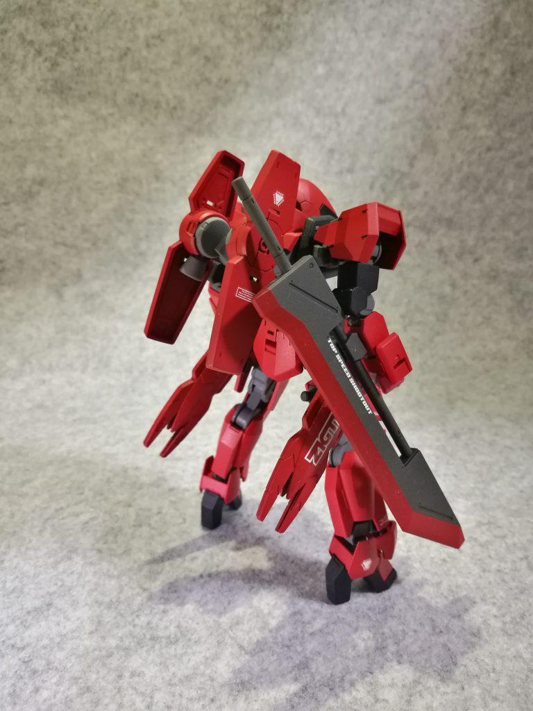 グレイズ·Red-TEMPEST アピールショット2