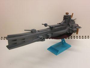 1/1200 サラミス級巡洋艦