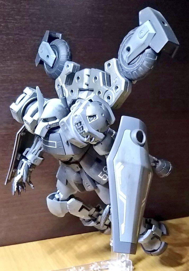 MS-07BM グフ・マスカー