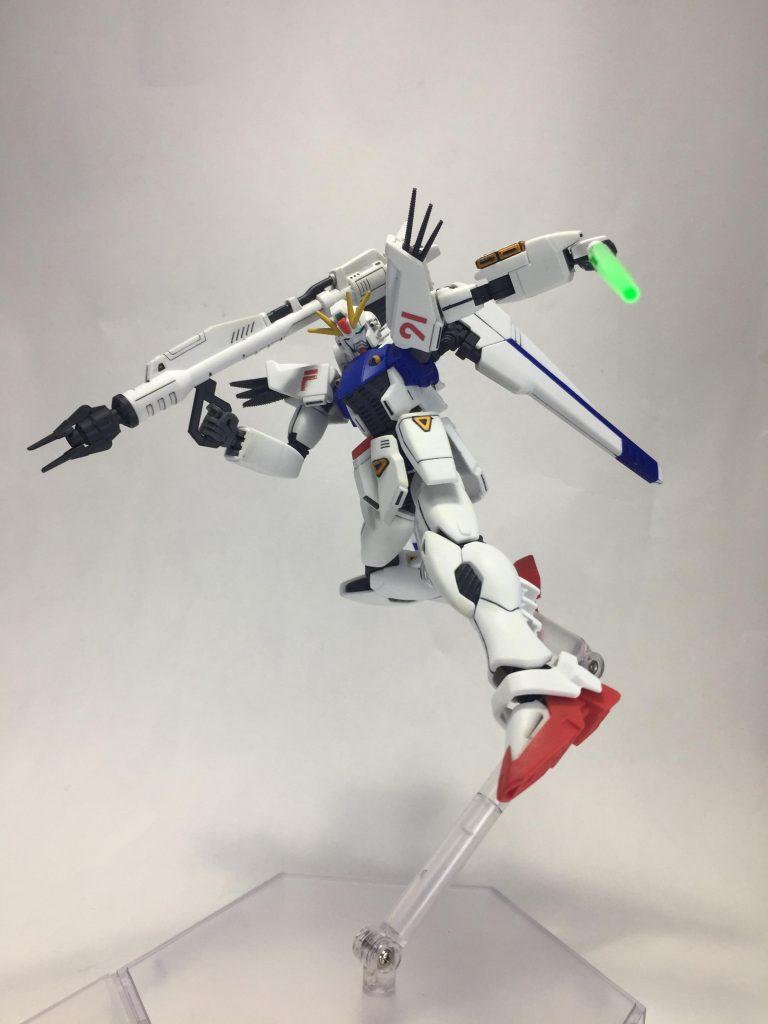 ガンダムF91 アピールショット5