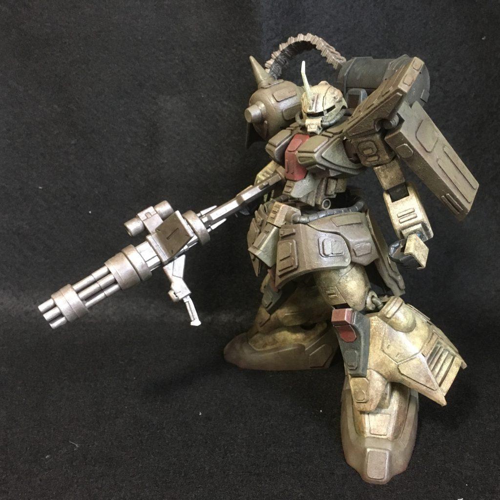 陸戦型 ザクⅢ改