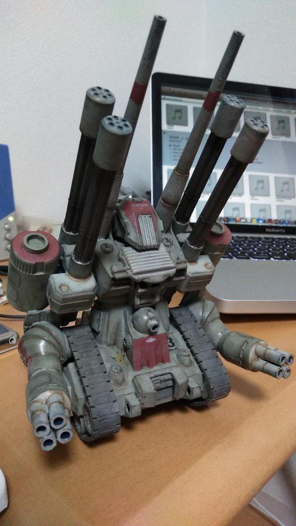 対空強化型ガンタンク
