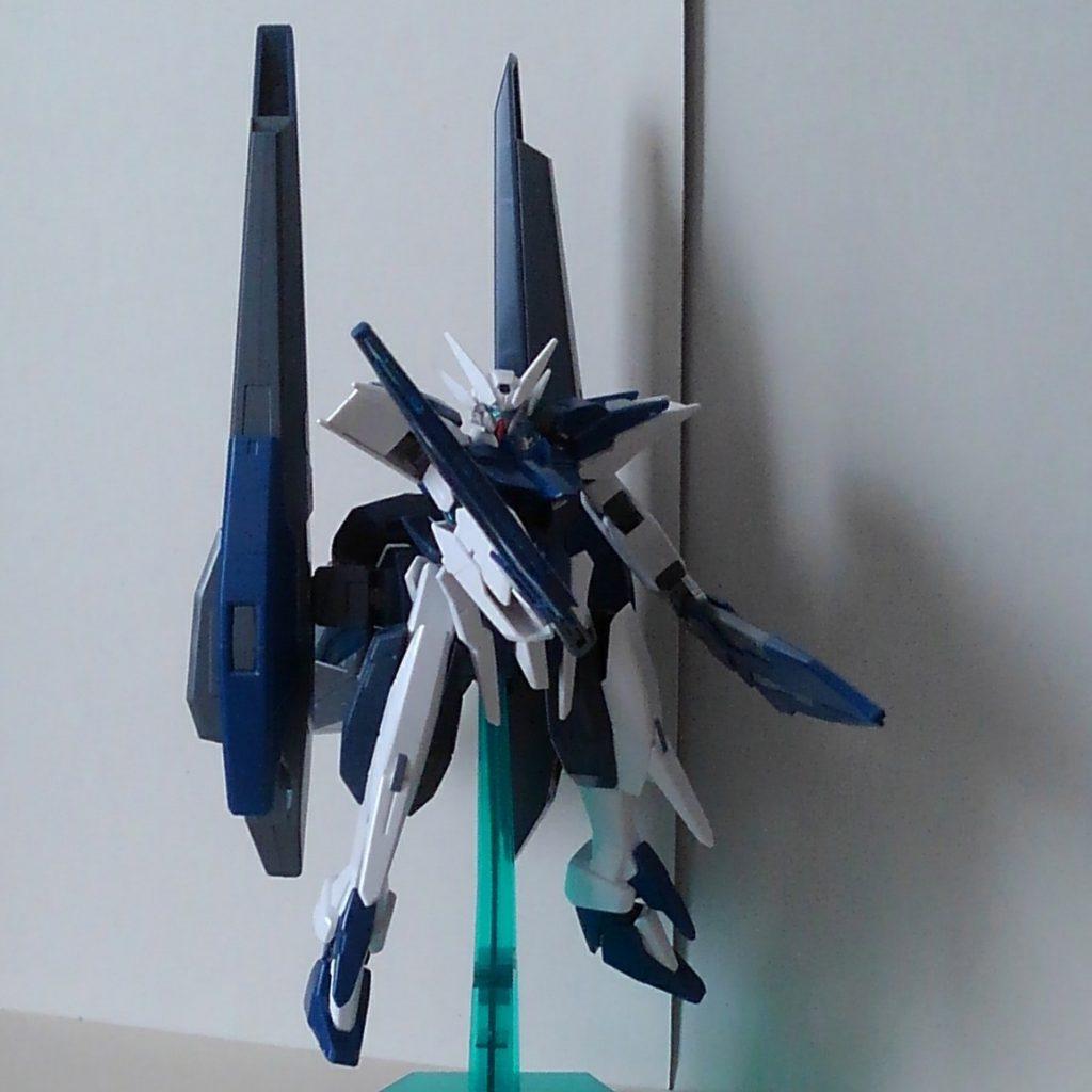 GN-011 ガンダムハルート アピールショット3
