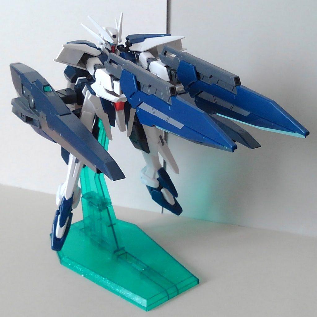 GN-011 ガンダムハルート アピールショット4