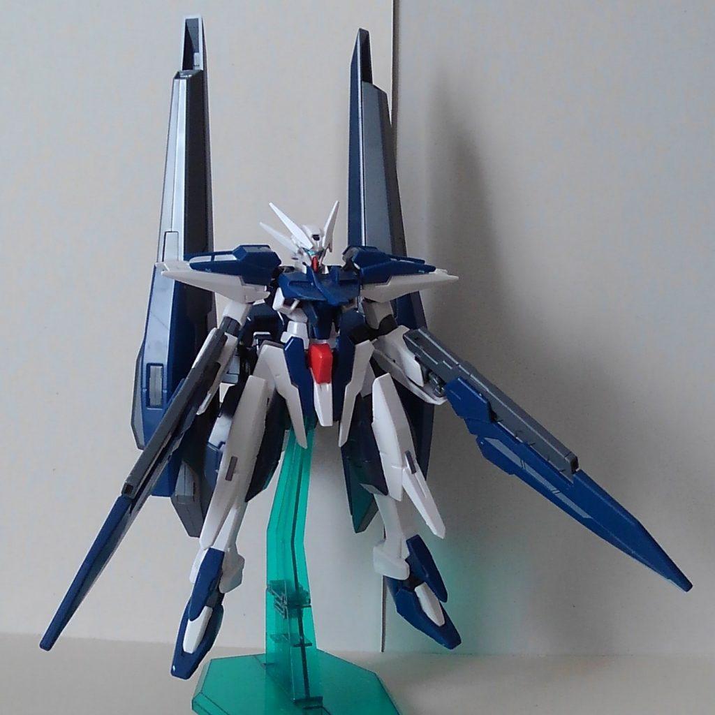 GN-011 ガンダムハルート アピールショット1