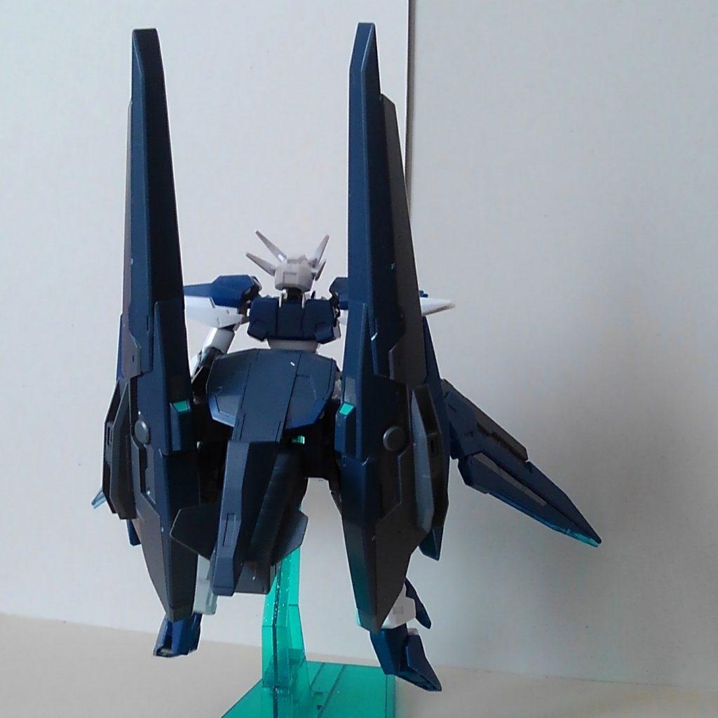 GN-011 ガンダムハルート アピールショット2