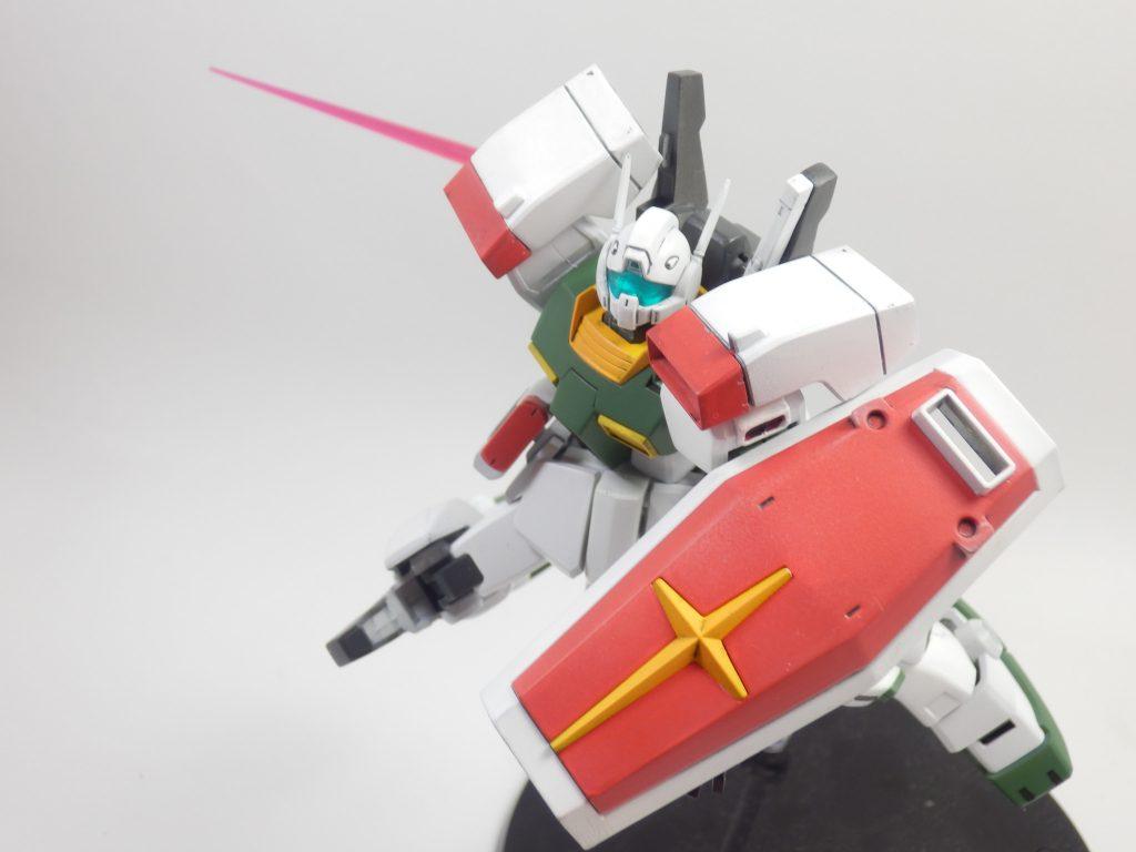 HGUC RGM-86R ジムIII アピールショット4