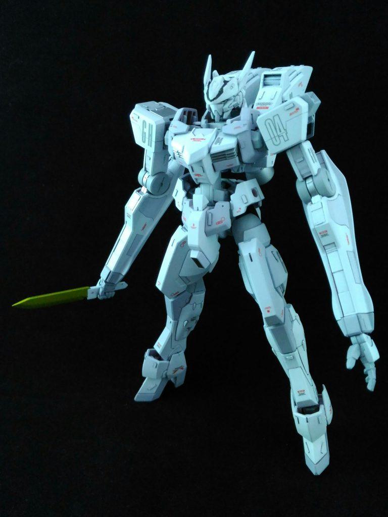 白い死神~LIGHT RAZE~ アピールショット1