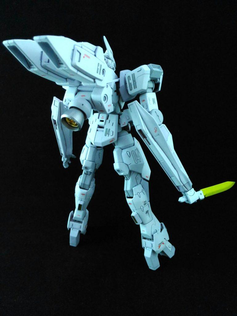 白い死神~LIGHT RAZE~ アピールショット2