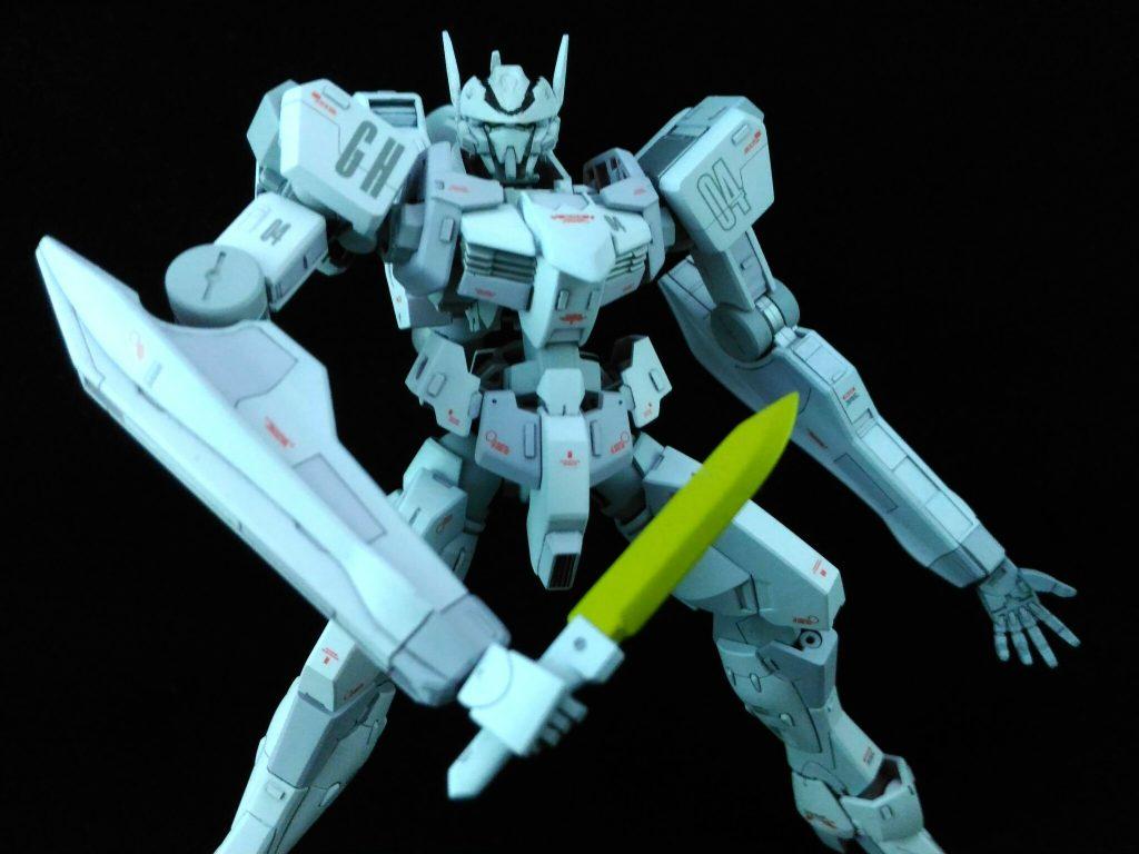 白い死神~LIGHT RAZE~ アピールショット5