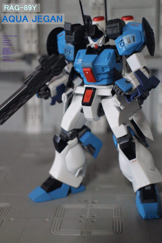 RAG-89Y アクアジェガン