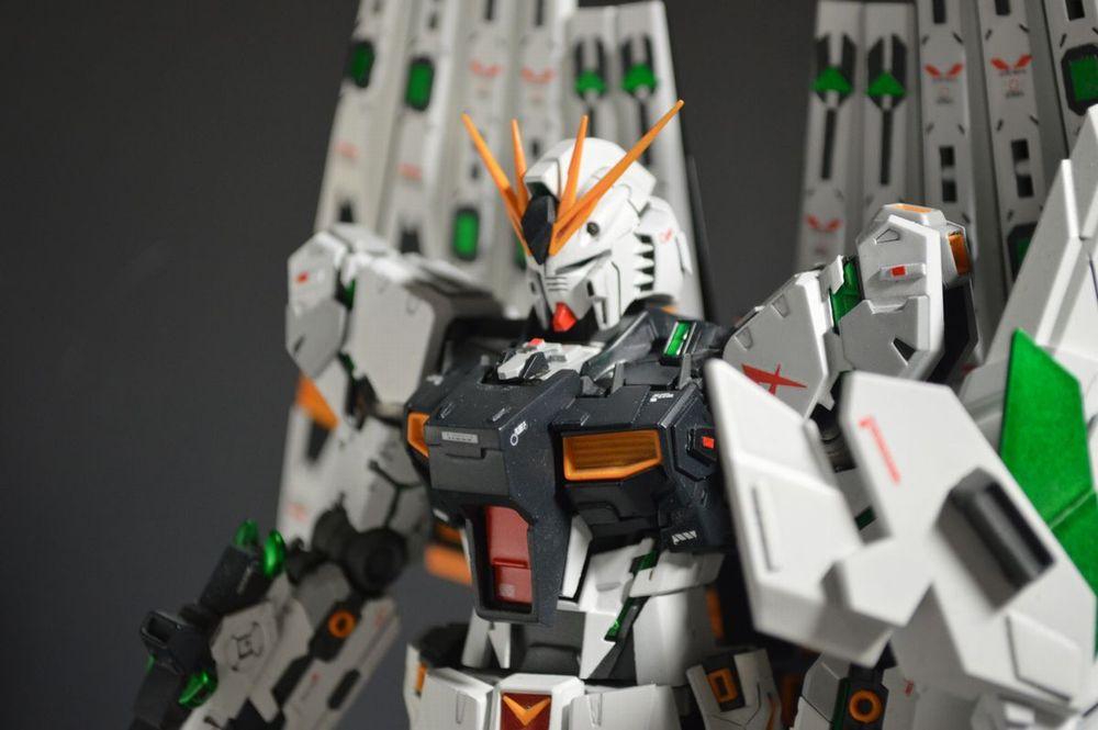 MG Νガンダム VER.KA改修 アルティメット・フェネクス (DFF追加)