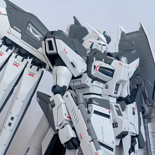 RX-93-ν2 Hi-ν GUNDAM (HWS) Ver.Ka