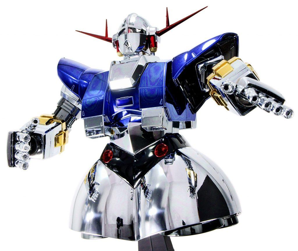 MG ジオング (メッキ) アピールショット2