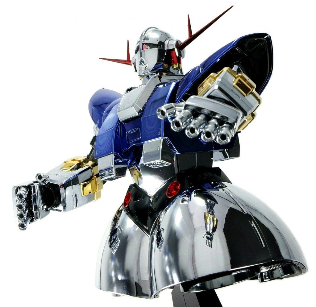 MG ジオング (メッキ) アピールショット3