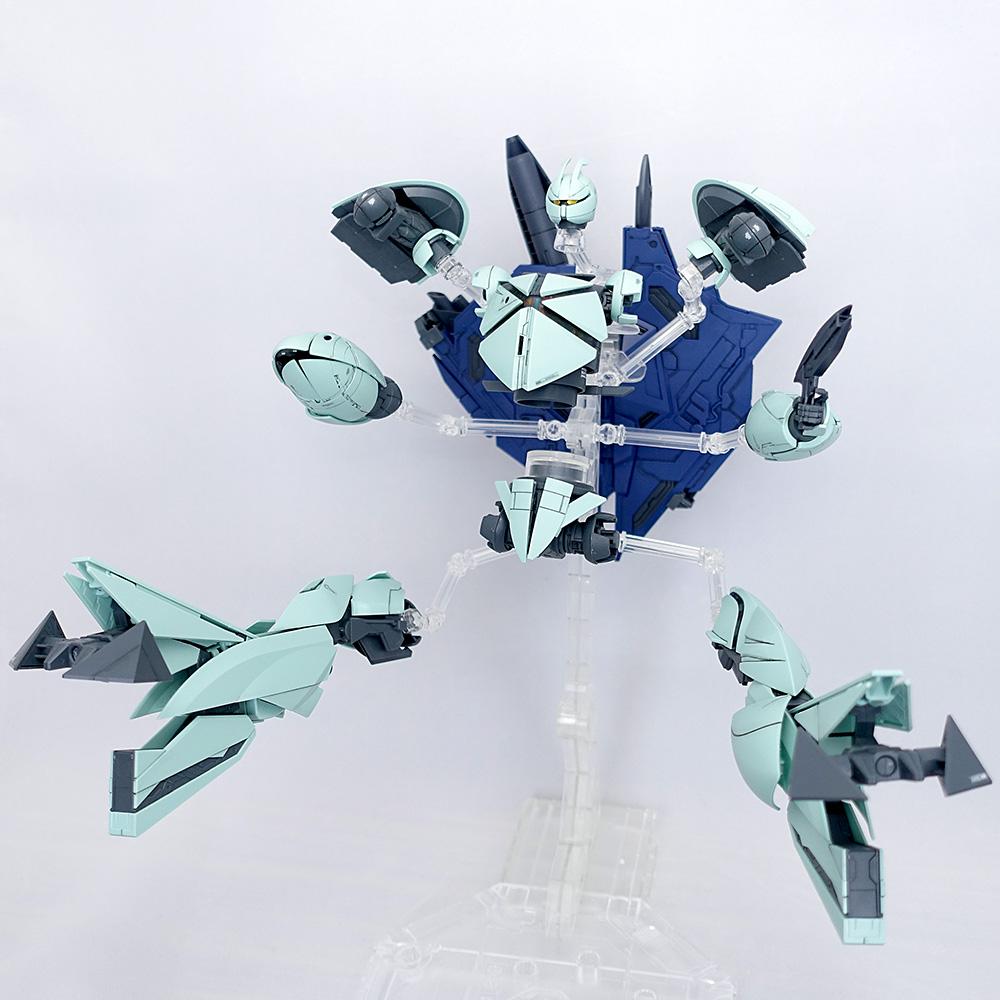 Concept-X6-1-2 ターンX アピールショット4