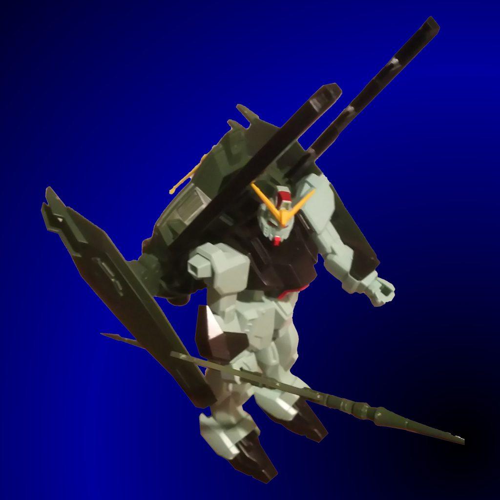 1/144 SEED CS GAT-X252 FORBIDDEN GUNDAM