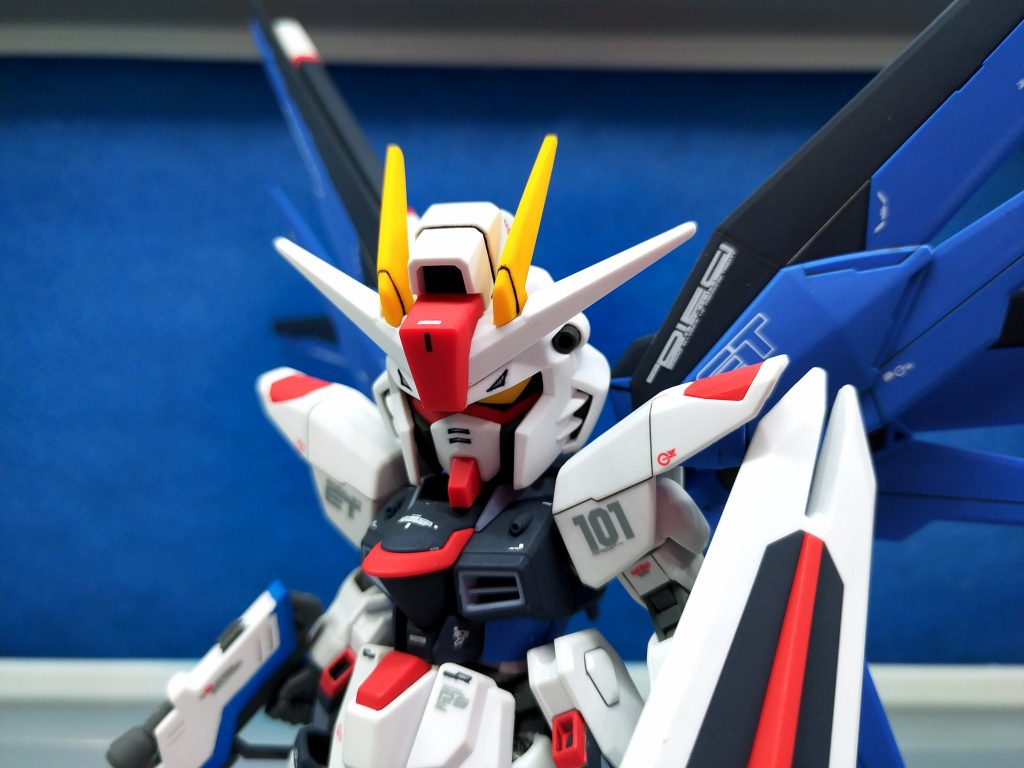 SD Freedom Gundam