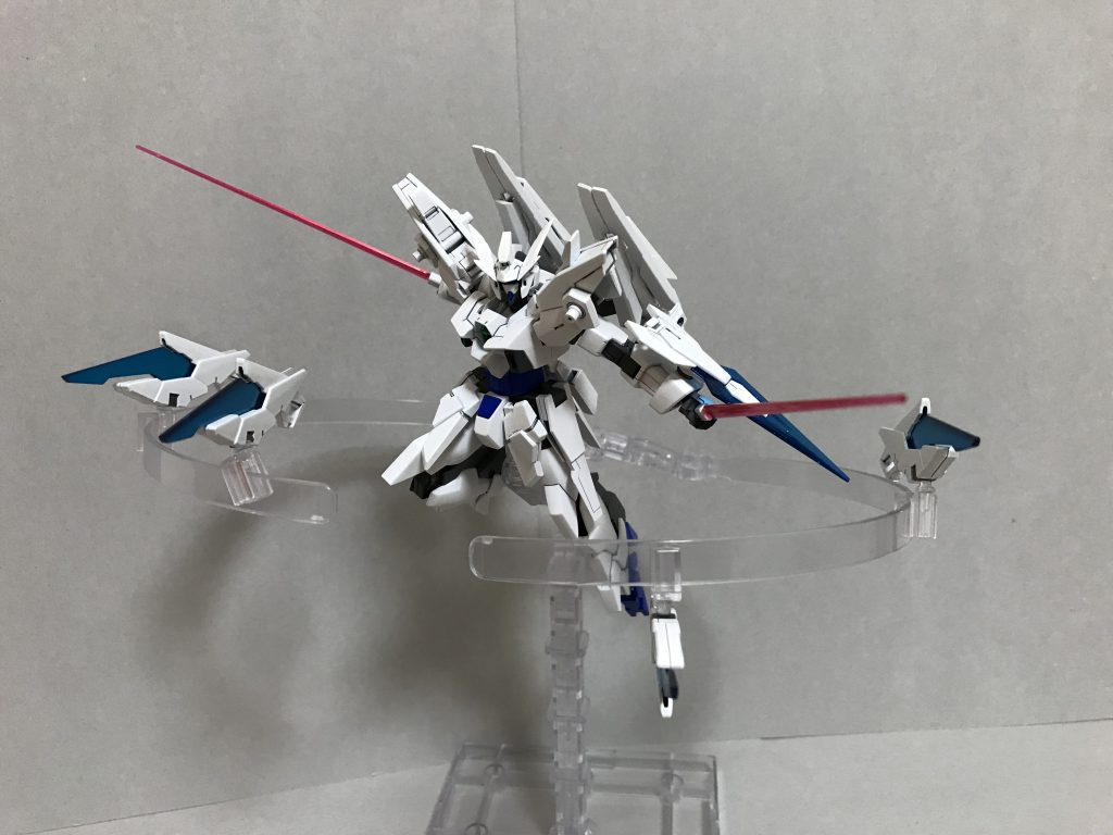 ガンダムAGE-IIトランジェントマグナムメサイア 制作工程4