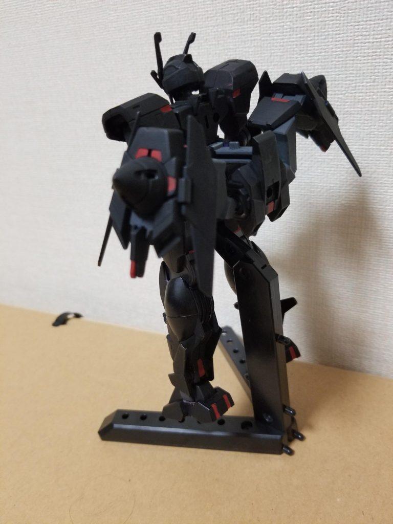 黒サラ専用ガンダムダブルオースカイ アピールショット2