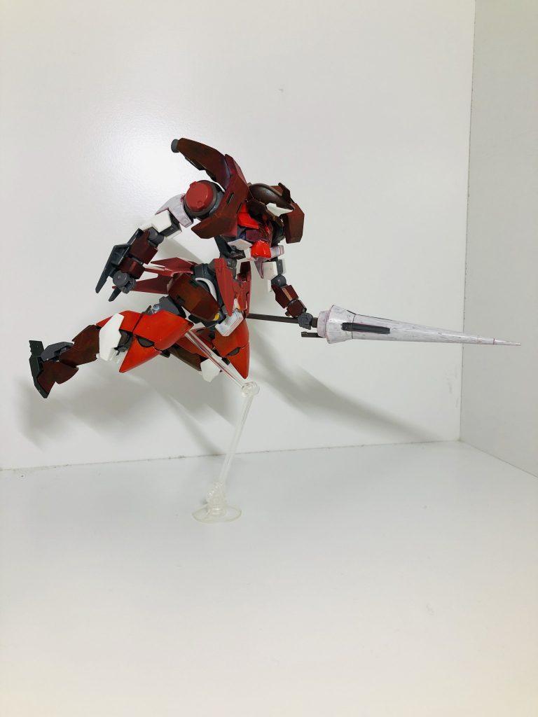 レギンレイズ-X(カイ) アピールショット1